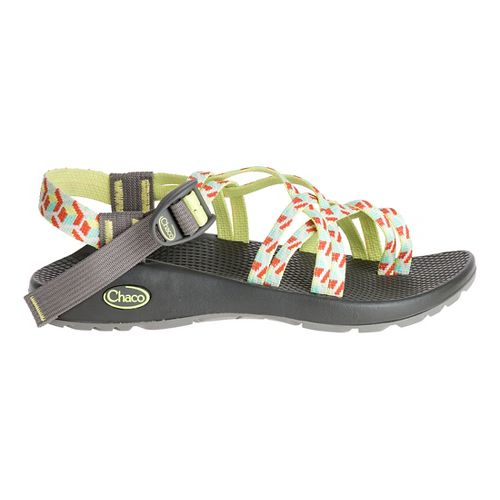 Womens Chaco ZX2 Classic Sandals Shoe - Prism Yellow 7