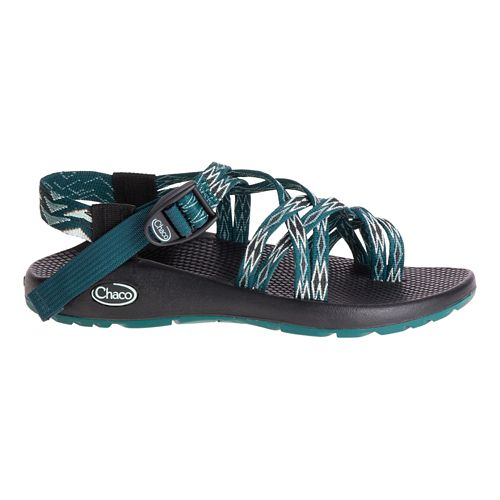 Womens Chaco ZX2 Classic Sandals Shoe - Angular Teal 9