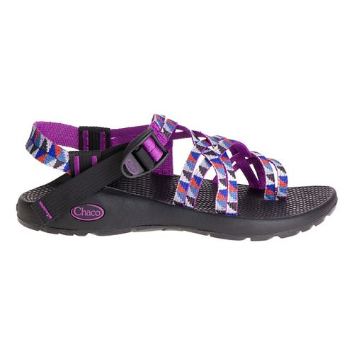 Womens Chaco ZX2 Classic Sandals Shoe - Camper Purple 6