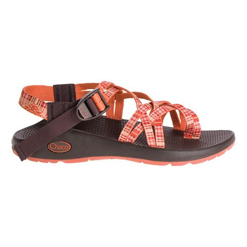 Womens Chaco ZX2 Classic Sandals Shoe - Patched Amber 10