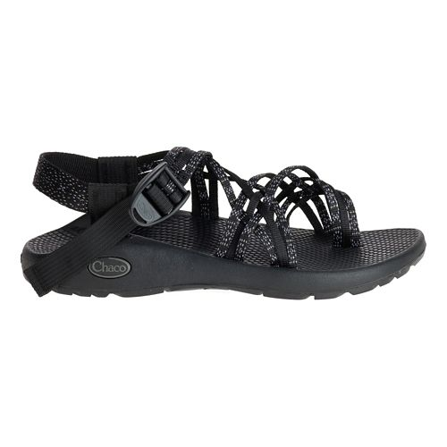 Womens Chaco ZX3 Classic Sandals Shoe - Xoxo Black 10