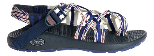 Womens Chaco ZX3 Classic Sandals Shoe - Incan Blue 8