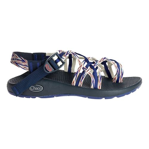 Womens Chaco ZX3 Classic Sandals Shoe - Incan Blue 5