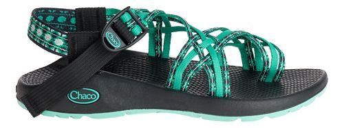 Womens Chaco ZX3 Classic Sandals Shoe - Chukwalla Aqua 8