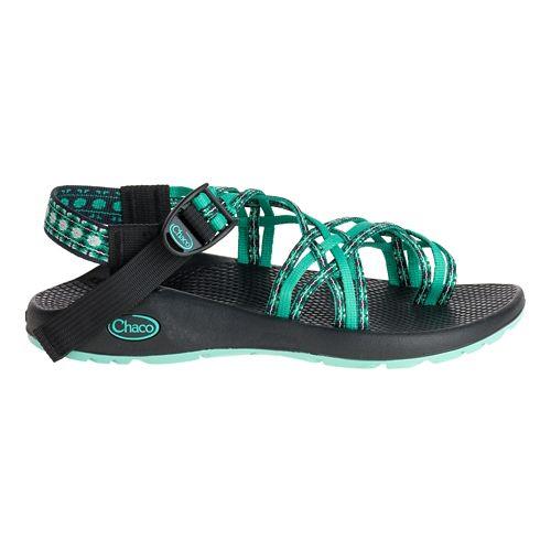 Womens Chaco ZX3 Classic Sandals Shoe - Chukwalla Aqua 10