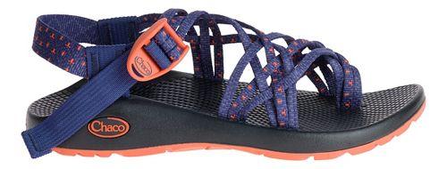 Womens Chaco ZX3 Classic Sandals Shoe - Festoon Blue 7