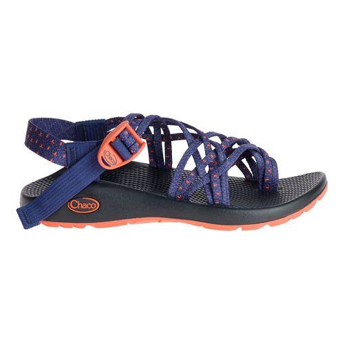 Womens Chaco ZX3 Classic Sandals Shoe - Festoon Blue 8