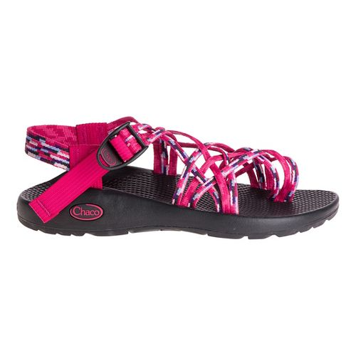 Womens Chaco ZX3 Classic Sandals Shoe - Rain Raspberry 9