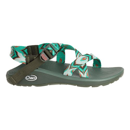 Womens Chaco Z/Cloud Sandals Shoe - Feathered Night 9