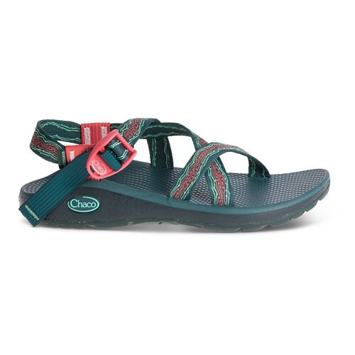 Womens Chaco Z/Cloud Sandals Shoe - Tri Opal 8