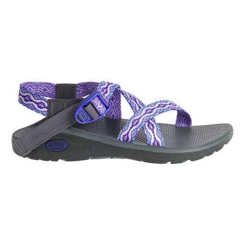 Womens Chaco Z/Cloud Sandals Shoe - Tapestry Cobalt 5