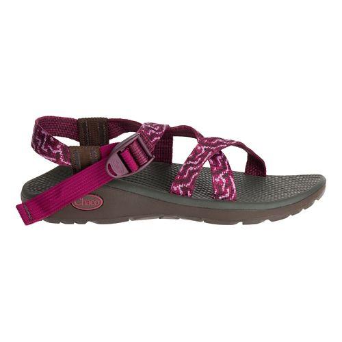 Womens Chaco Z/Cloud Sandals Shoe - Favite Wine 9
