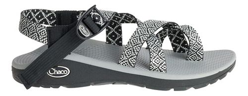 Womens Chaco Z/Cloud 2 Sandals Shoe - Festoon Black 5