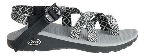 Womens Chaco Z/Cloud 2 Sandals Shoe - Festoon Black 8