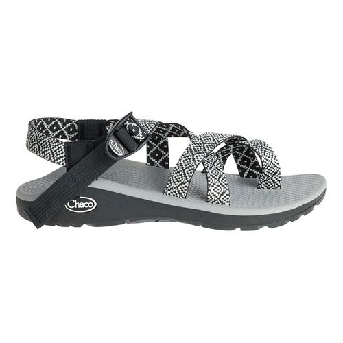 Womens Chaco Z/Cloud 2 Sandals Shoe - Festoon Black 8