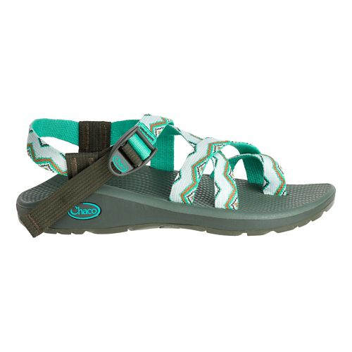 Womens Chaco Z/Cloud 2 Sandals Shoe - Santiago Aqua 5
