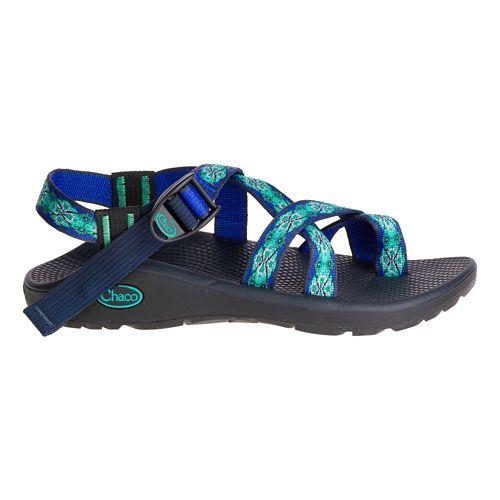 Womens Chaco Z/Cloud 2 Sandals Shoe - Laced Aqua 5
