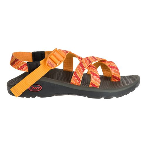 Womens Chaco Z/Cloud 2 Sandals Shoe - Tangerine Steps 7