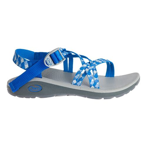 Womens Chaco Z/Cloud X Sandals Shoe - Patch Blues 8