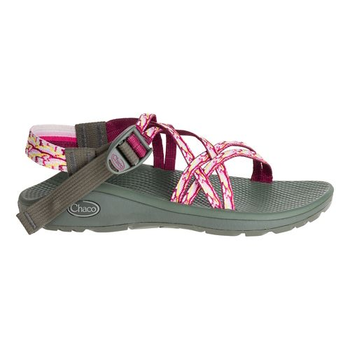 Womens Chaco Z/Cloud X Sandals Shoe - Guppy Wine 5