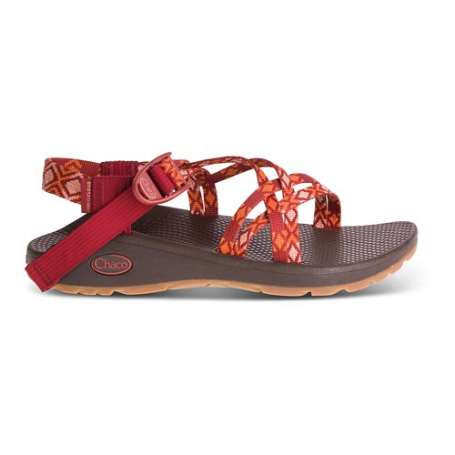 Womens Chaco Z/Cloud X Sandals Shoe - Standard Peach 10