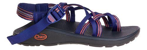 Womens Chaco Z/Cloud X2 Sandals Shoe - Lattice Cobalt 10