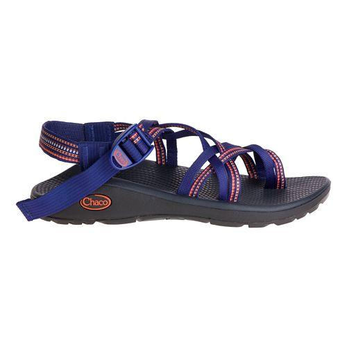 Womens Chaco Z/Cloud X2 Sandals Shoe - Lattice Cobalt 5