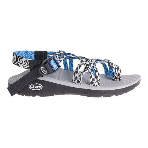 Womens Chaco Z/Cloud X2 Sandals Shoe - Glide Blue 5