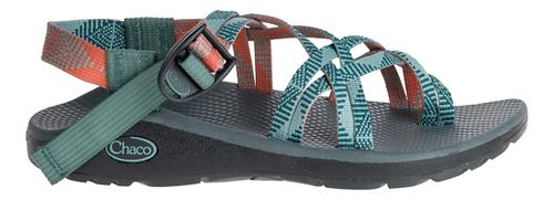 Womens Chaco Z/Cloud X2 Sandals Shoe - Rune Teal 5