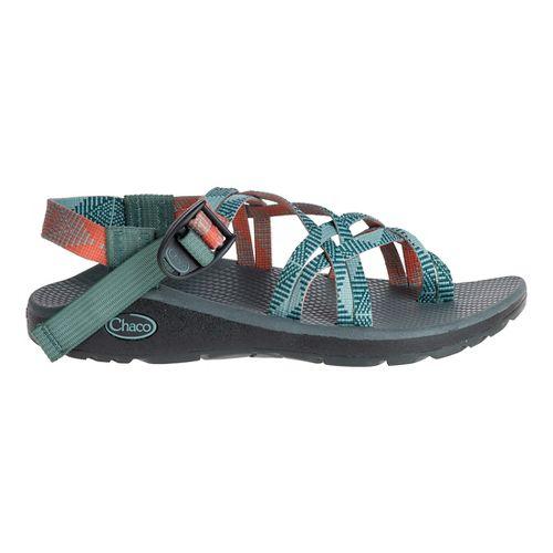 Womens Chaco Z/Cloud X2 Sandals Shoe - Rune Teal 9