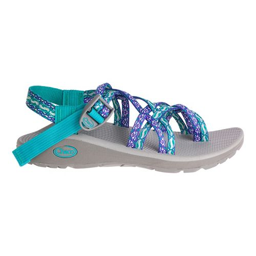 Womens Chaco Z/Cloud X2 Sandals Shoe - Kentia Green 6