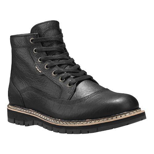 Mens Timberland Britton Hill Waterproof Cap Toe Chukka Casual Shoe - Black Full Grain 9.5 ...