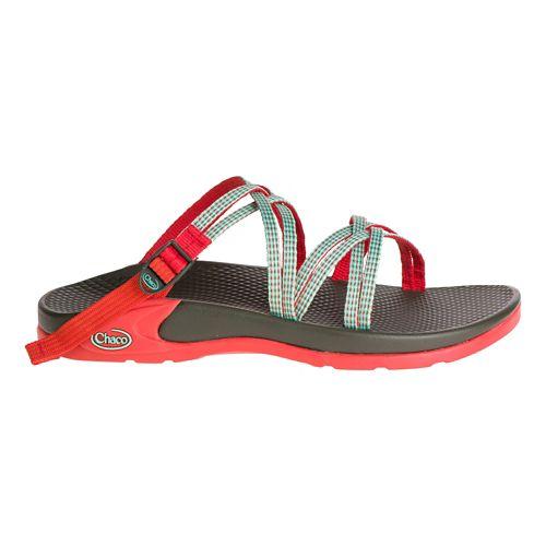 Womens Chaco Wrapsody X Sandals Shoe - Chia Turquoise 9