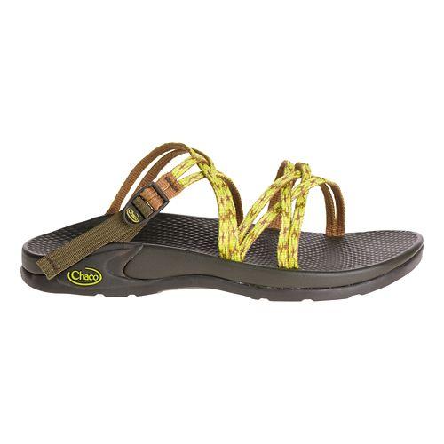 Womens Chaco Wrapsody X Sandals Shoe - Coral Citrus 7