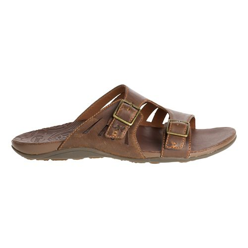 Womens Chaco Dharma Sandals Shoe - Dark Earth 8