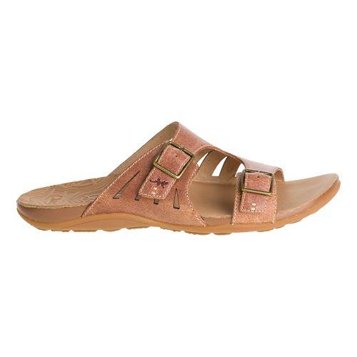 Womens Chaco Dharma Sandals Shoe - Adobe 8