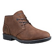 Mens Timberland Carter Notch Waterproof Plain Toe Chukka Casual Shoe