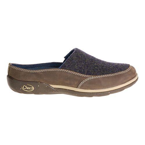 Womens Chaco Quinn Casual Shoe - Charcoal 10