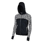 Womens ASICS Lite-Show Winter Jacket Hoodie & Sweatshirts Technical Tops