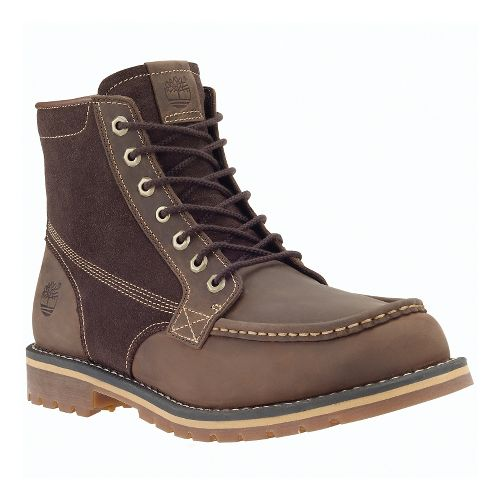 Mens Timberland Grantly Boot Casual Shoe - Dark Brown 10.5