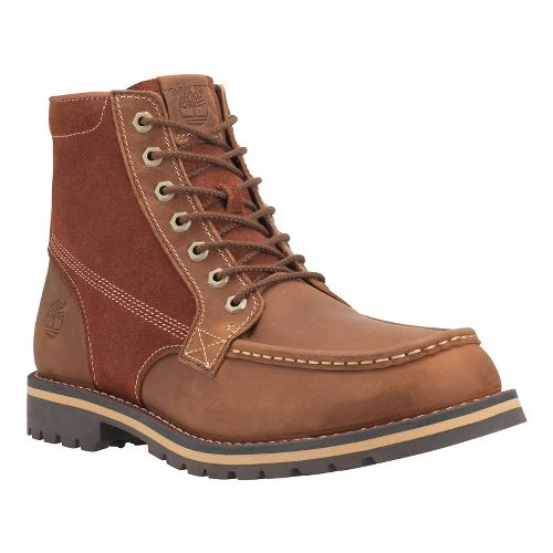 Mens Timberland Grantly Boot Casual Shoe - Medium Brown 8