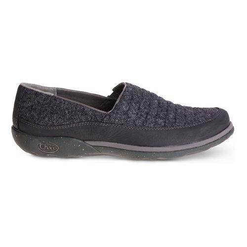 Womens Chaco Sloan Casual Shoe - Black 8.5
