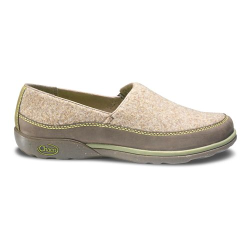 Womens Chaco Sloan Casual Shoe - Sandstone Citron 8