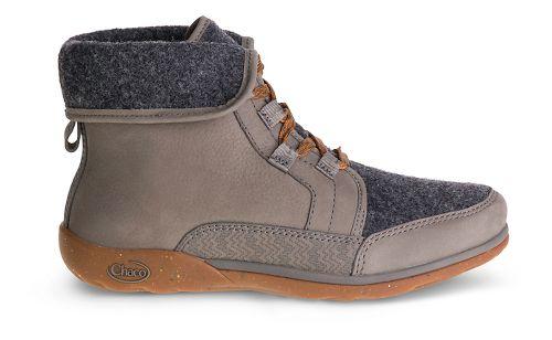 Womens Chaco Barbary Casual Shoe - Nickel Grey 7.5