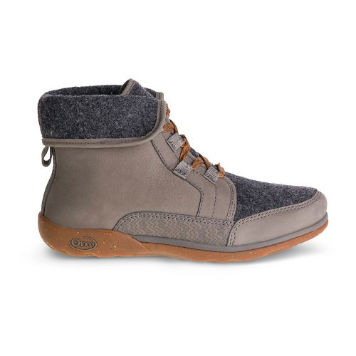 Womens Chaco Barbary Casual Shoe - Nickel Grey 6.5