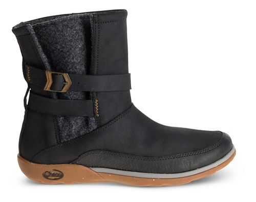 Womens Chaco Hopi Casual Shoe - Black 8.5