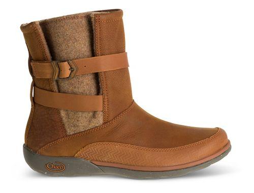 Womens Chaco Hopi Casual Shoe - Rust 6.5