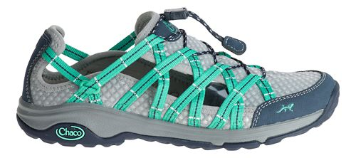 Womens Chaco Outcross EVO Free Hiking Shoe - Eclipse 6.5