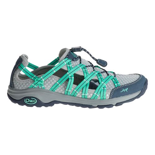 Womens Chaco Outcross EVO Free Hiking Shoe - Eclipse 10.5