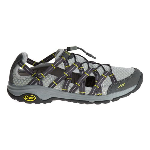 Womens Chaco Outcross EVO Free Hiking Shoe - Neon 6